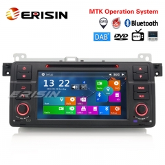 "Erisin ES7162B 7"" Car Stereo GPS Sat Nav DVR DTV-IN Canbus DVD BT BMW 3 Series E46 Rover 75 MG ZT"